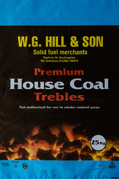 WG Hill House Coal Trebles Image
