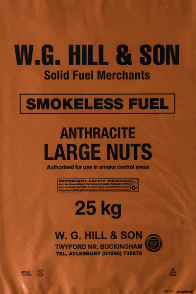 WG Hill Anthracite Large Nuts Image