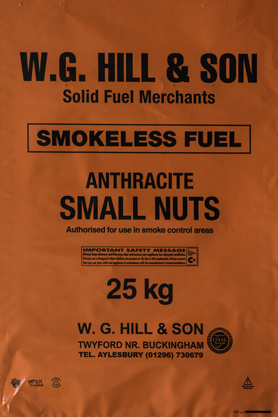 WG Hill Anthracite Small Nuts Image