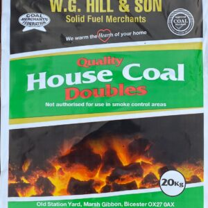 WG Hill House Coal Doubles