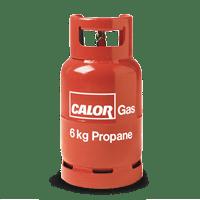 Calor Gas Propane (6kg)