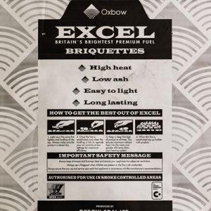 Excel Briquettes (25kg)