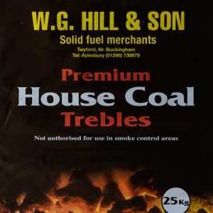 WG Hill House Coal Trebles