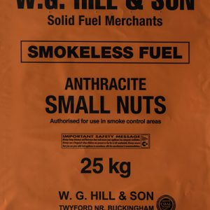 WG Hill Anthracite Small Nuts