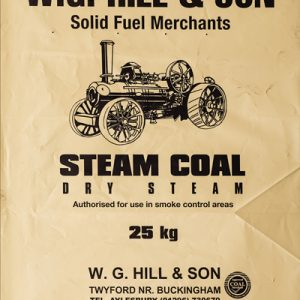WG Hill Steam Coal